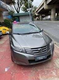 Honda City EX AT 2012 Completo!