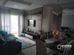 Lindo apartamento mobiliado à venda no centro de Cianorte!