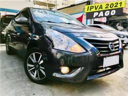 Nissan Versa 1.6 16v flexstart sv 4p xtronic