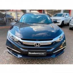 Honda civic 2020 2.0 16v flexone lx 4p cvt