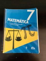Livro matemática 7 ano