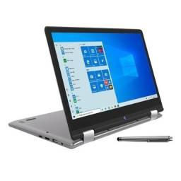 Notebook Positivo 2 Em 1 Intel 2.4Ghz 4GB 64GB SSD