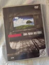 Dvd Fernandinho - Uma Nova História
