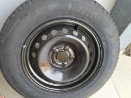 Estepe com pneu 215/65/16 novo