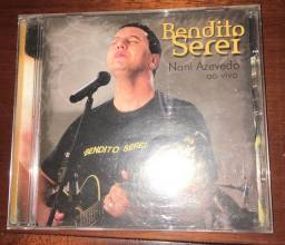 Cd musical Nani Azevedo - bendito serei.