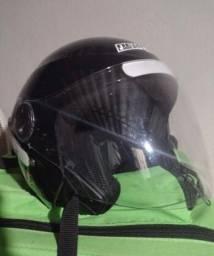 Vendo capacete aberto pro tork ou troco por outro volto a diferença