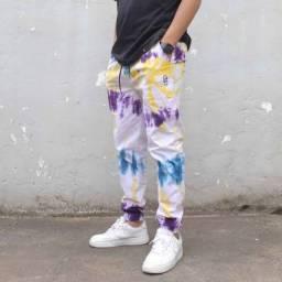 Título do anúncio: Calça Tie Dye Overcome Original G