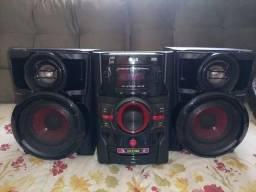Mini system hifi RAD 136 LG