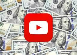 Monetizar canal youtube - vendemos de 1000 a 4000 horas