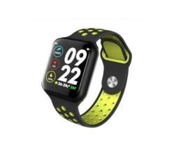 Relógio Smartwatch F8 Fitnes Android/ios Troca Pulseira Ip67