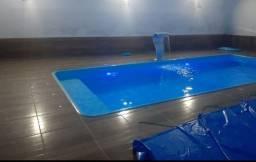 #piscina de fibra pronta entrega