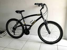Bicicleta Caloi comfort