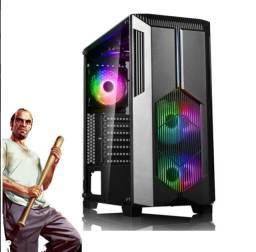 Pc gamer intel i7 8700 gtx1650 super 4gb/1tb/8gb/600w