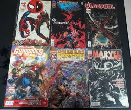Revistas marvel