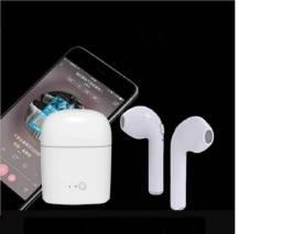 Fone De Ouvido Par Airpods I7s Tws Iphone 6 7 8 Ios Android