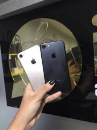 Título do anúncio: iPhone 7 128GB vitrine