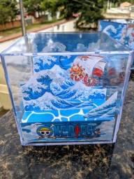 One Piece Diorama 2.5D 9cmx9cm