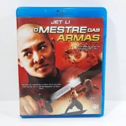 Blu Ray O Mestre Das Armas Jet Li Original