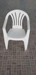 Cadeira de plástico da  tramontina