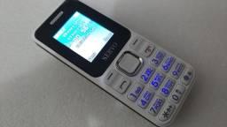 Telefone V8210  2 chip + entrada cartao memoria ( Excelente idoso ) novo