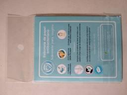 Título do anúncio: Super oferta, sabonete de papel para viagens