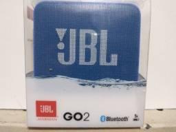 Caixa de som bluetooth Jbl Go  Ipx7 Impermeável Entrada Cabo De Áudio