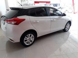 Toyota Yares 1.3 Flex Aut. CVT - Completo - Unico dono - 2019