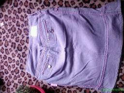 Saia jeans tamanho 36 37