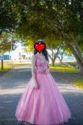Vestido de debutante 2 em 1 Aluguel