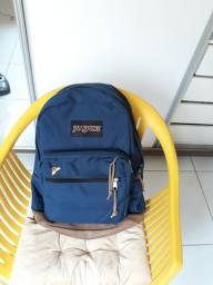 Mochila Jansport Azul Navy ORIGINAL