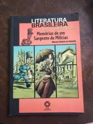 Memórias de um Sargento de Milicias - Quadrinhos - Manuel Antônio de Almeida