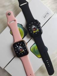 Smartwatch AK76 Coloca foto