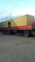 Container de 40 pés HC em Salvador a R$ 17.700,00