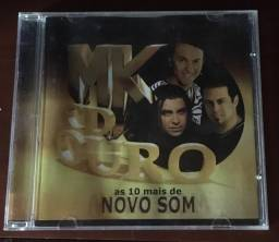 Cd musical novo som - coletânea.