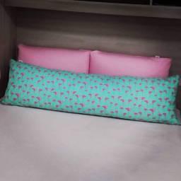 Almofada Long/ Travesseiro de corpo