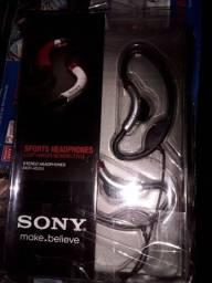 Fone Sony model: MDR-AS20J ORIGINAL