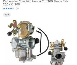 Vendo carburador 332, cbx/ strada / xr