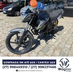 Yamaha Fazer 150 Parelo s/entrada em 36x no cartão Wagner Veículos