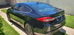 Fusion Titanium AWD - Interior Claro TOP