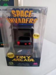 Fliperama Space Invaders Original Tiny Arcade