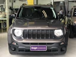 Jeep Renegade 1.8 Sport Automatico 2020 Seminovo em estado de novo