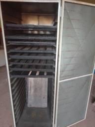 Título do anúncio: Armário de aço para pães reforçado