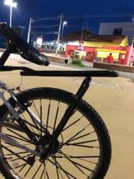Bagageiro para bicicleta