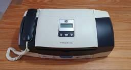 Impressora xerox fax telefone HP
