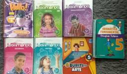Livros Educação Básica - 5 Ano