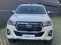 Toyota Hilux Cd SRX 4x4 2.8 2020 Apenas 34.935km rodados!!