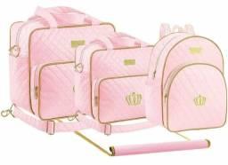 Belíssimos kits de bolsas maternidade