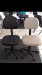 Promoção de cadeiras secretaria giratória