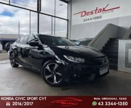 Honda Civic Sport 2.0 CVT