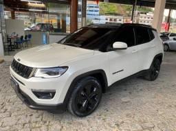 Jeep- Compass 2.0 Night Eagle Aut. 2018 + IPVA 2021 pago